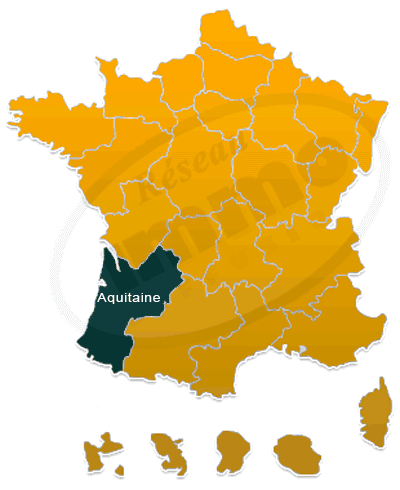 Repere immobilier Aquitaine national