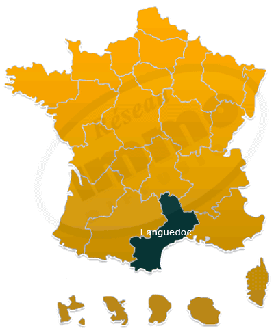 Repere immobilier Languedoc-Roussillon national
