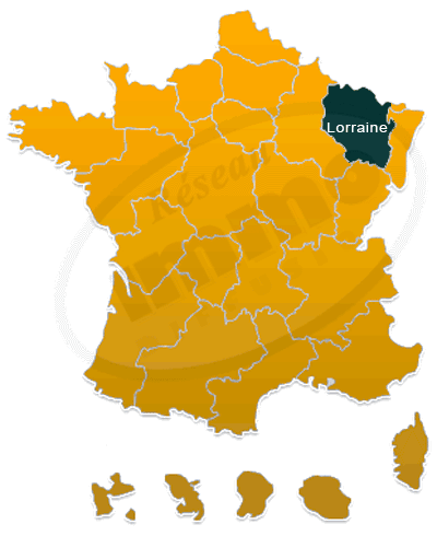 Repere immobilier Lorraine national