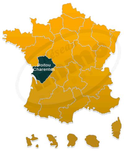 Repere immobilier Poitou-Charentes national