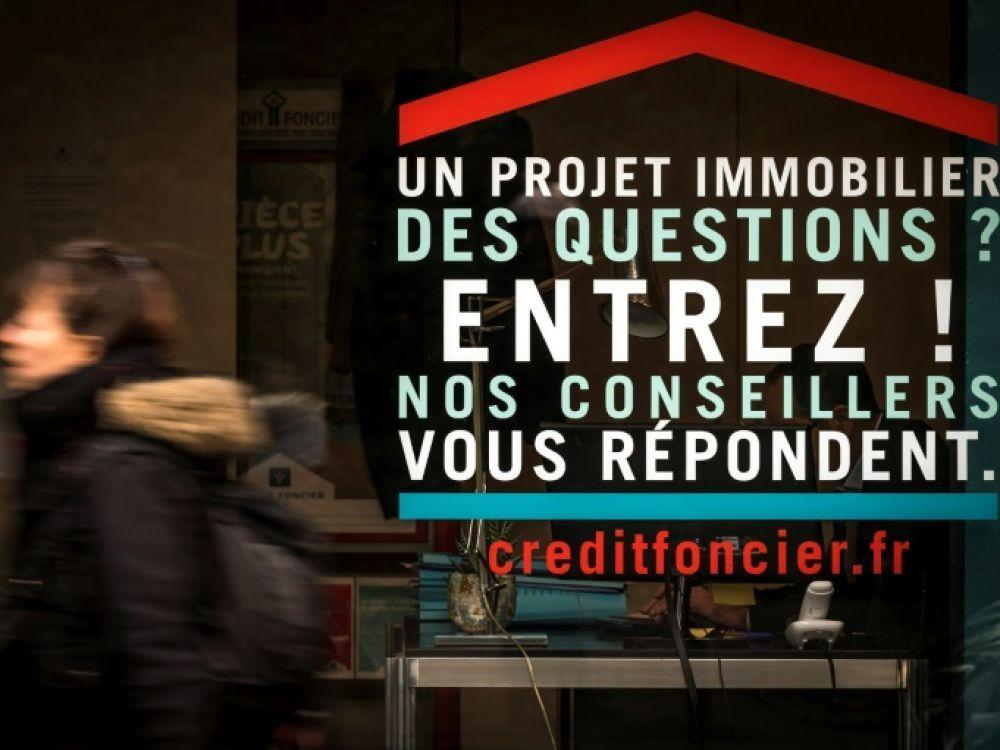 """Disparition du Crédit Foncier: """"pas une bonne nouvelle"""", dit le bâtiment"""