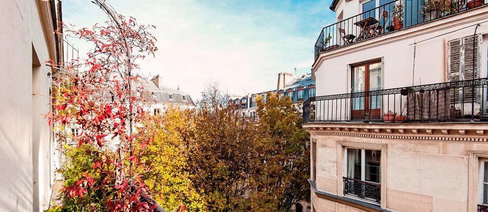 Immobilier - À Paris, la flambée des prix se poursuit
