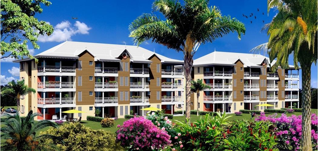Vente Appartement 2 pièces DUCOS 97224