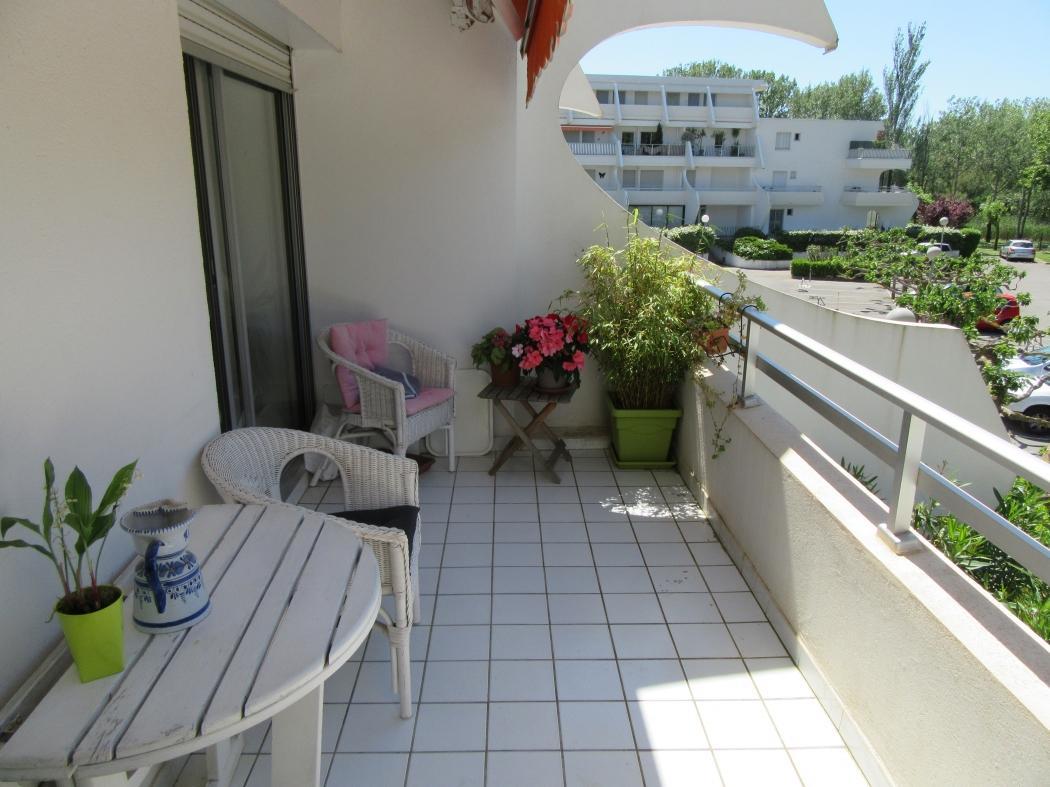 Vente Appartement 2 pièces LA GRANDE MOTTE 34280