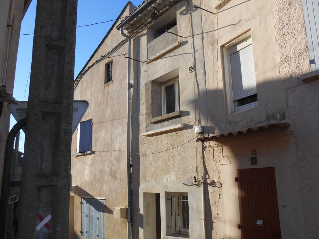 Vente Maison 3 pièces SAINT GILLES 30800