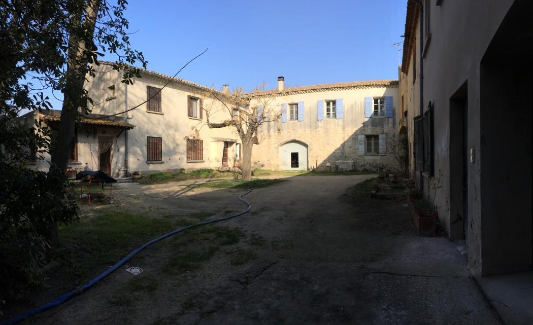 Vente Maison 16 pièces JONQUIERES SAINT VINCENT 30300