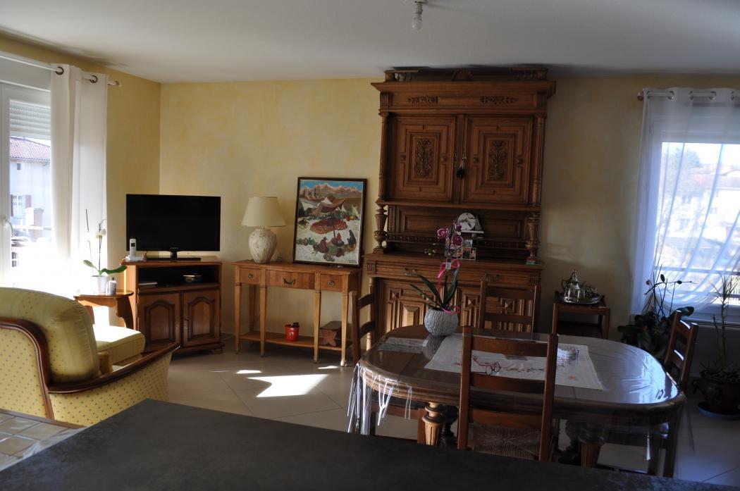 Vente Appartement 3 pièces JASSANS RIOTTIER 01480