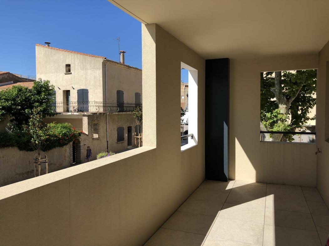 Location Appartement 2 pièces MEZE 34140