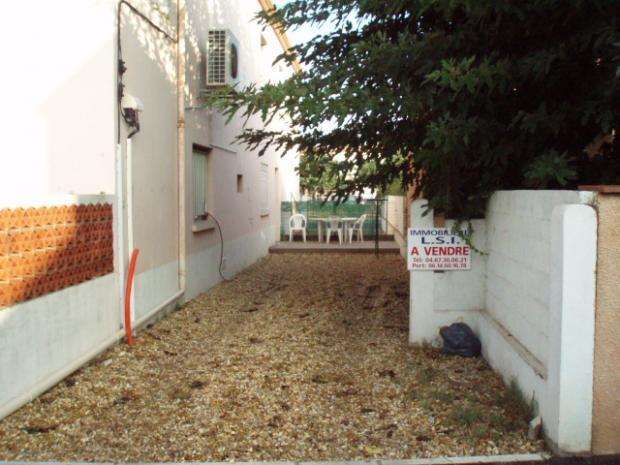 Vente Appartement 1 pièces PORTIRAGNES PLAGE 34420
