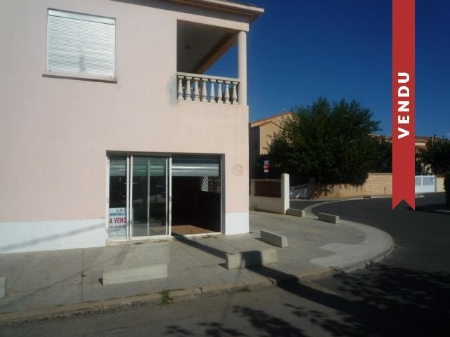 Vente Local 1 pièces PORTIRAGNES PLAGE 34420