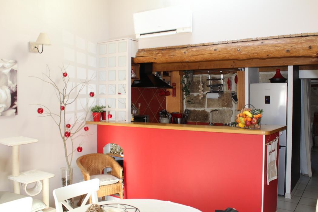 Vente Appartement 3 pièces POUSSAN 34560
