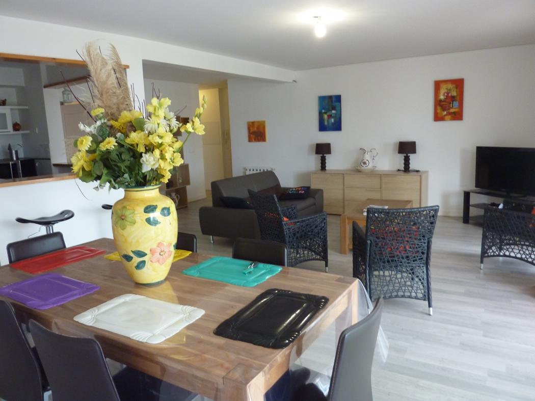 Vente Appartement 4 pièces URRUGNE 64122