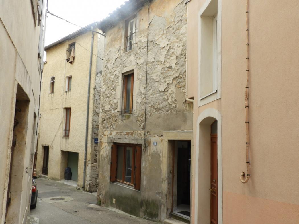 Vente Maison 3 pièces BOURG SAINT ANDEOL 07700
