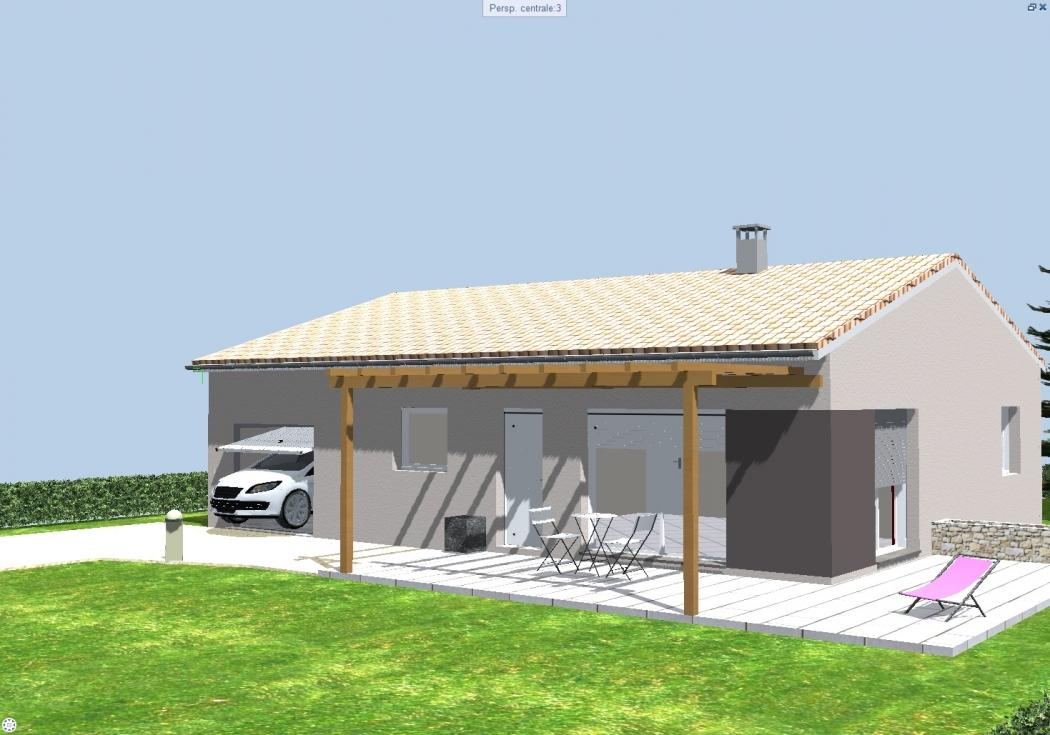 Vente Maison 5 pièces EURRE 26400