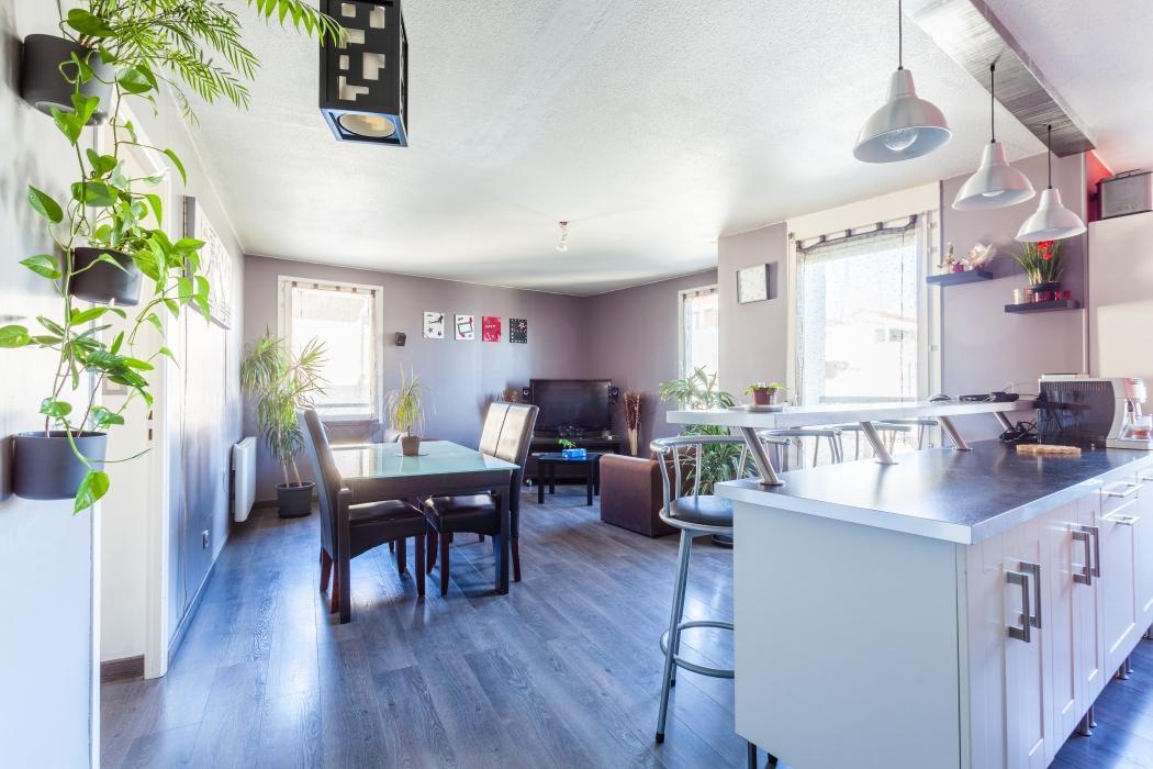 Vente Appartement 3 pièces FRANCHEVILLE 69340