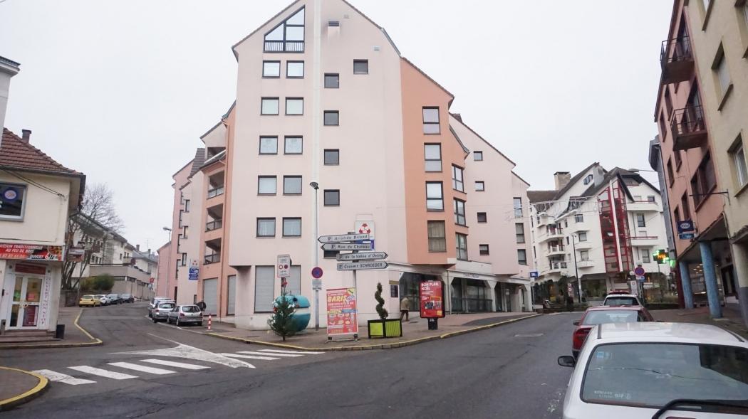 Vente Appartement 3 pièces FORBACH 57600