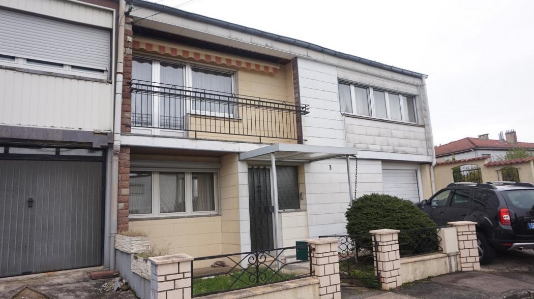 Vente Maison 5 pièces FORBACH 57600