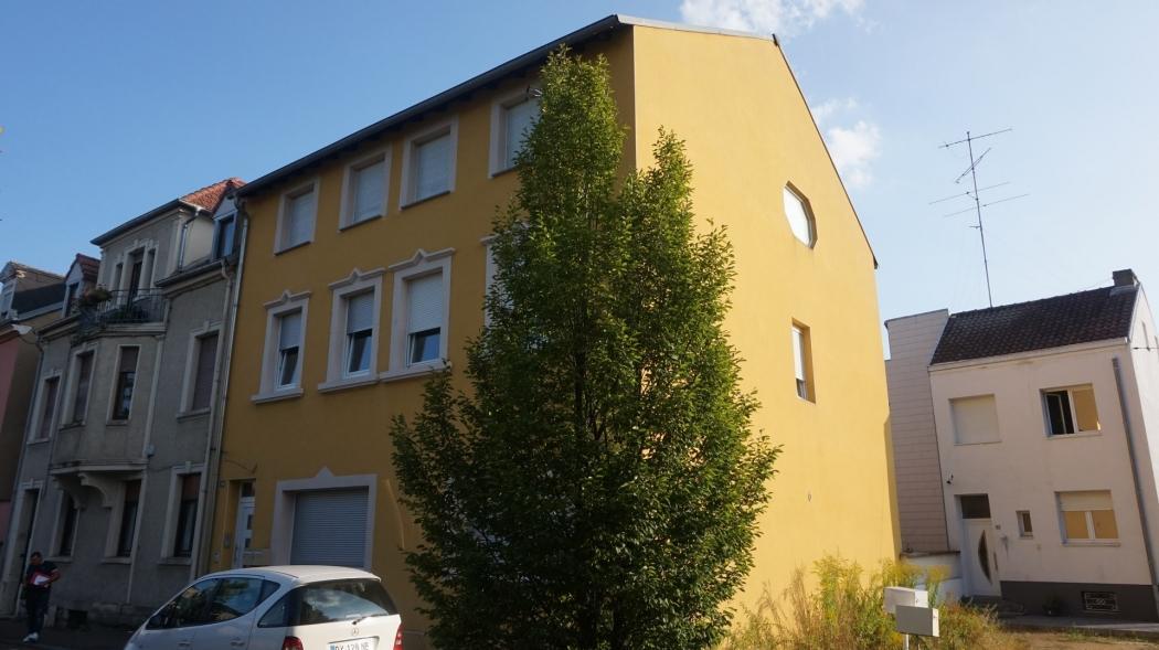 Vente Appartement 4 pièces FORBACH 57600