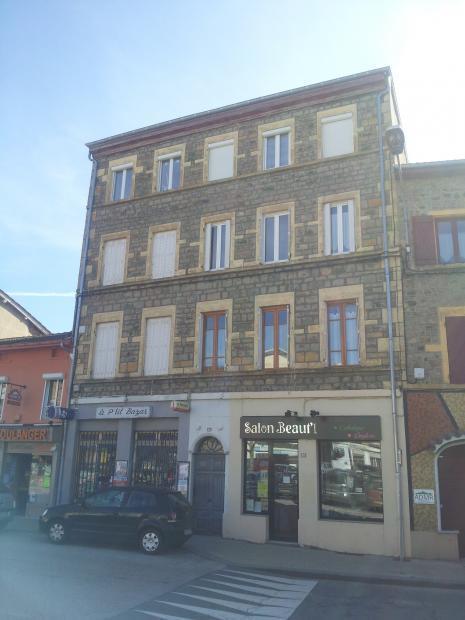 Location Appartement 3 pièces BESSENAY 69690