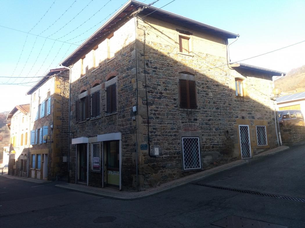 Vente Appartement 3 pièces SAINT JULIEN SUR BIBOST 69690