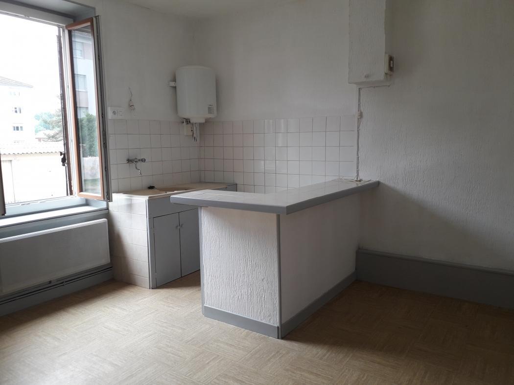 Vente Appartement 2 pièces SAINT PIERRE LA PALUD 69210