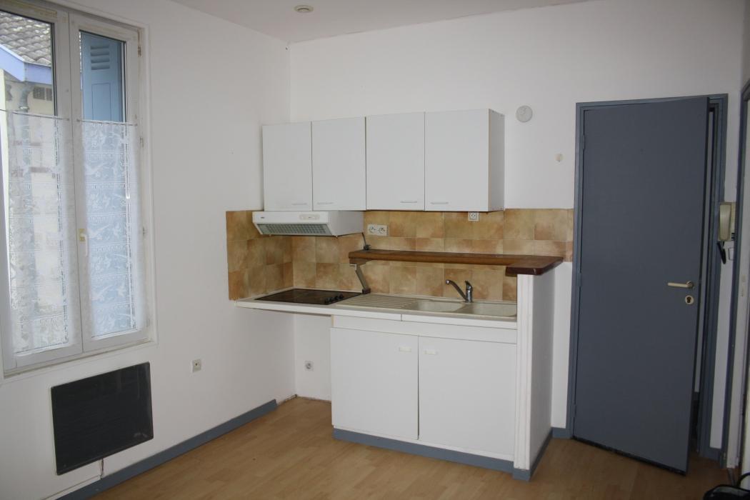 Vente Appartement 2 pièces SAINT GEORGES DE DIDONNE 17110