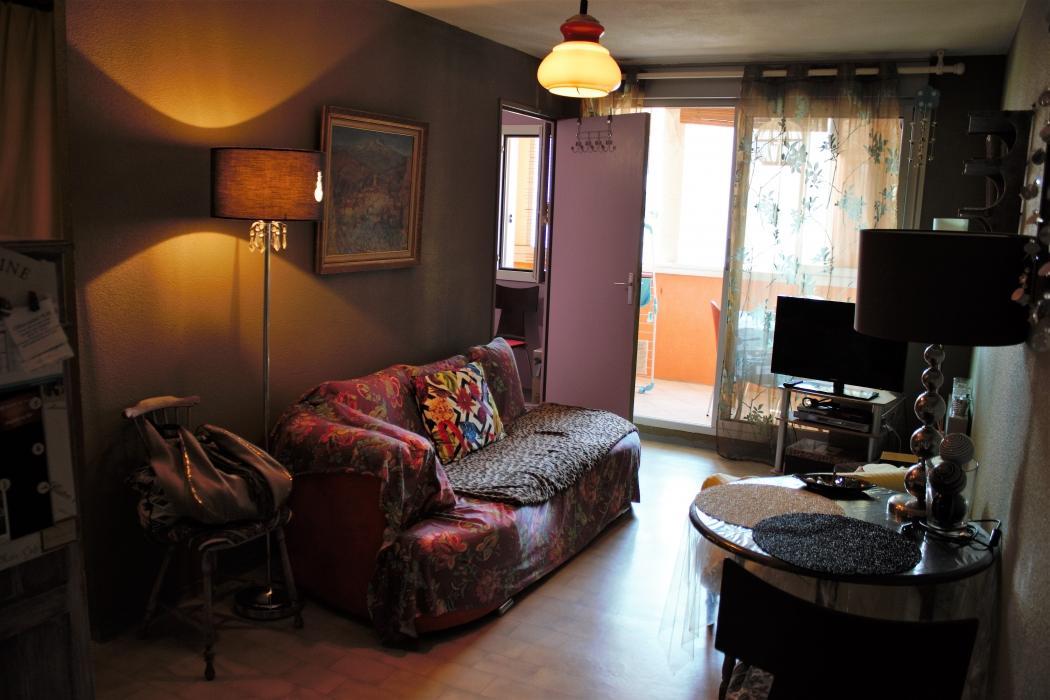 Vente Appartement 2 pièces SETE 34200