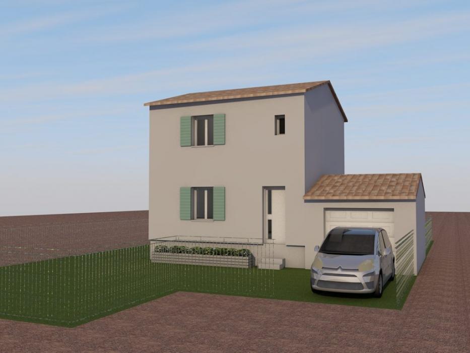 Vente Maison 4 pièces VERGEZE 30310