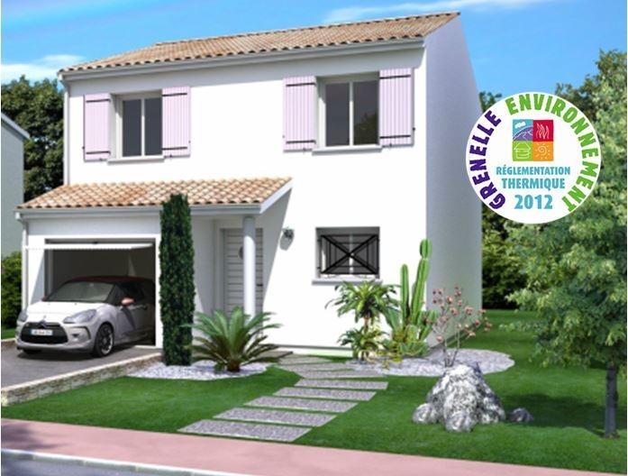 Vente Maison 4 pièces CALVISSON 30420