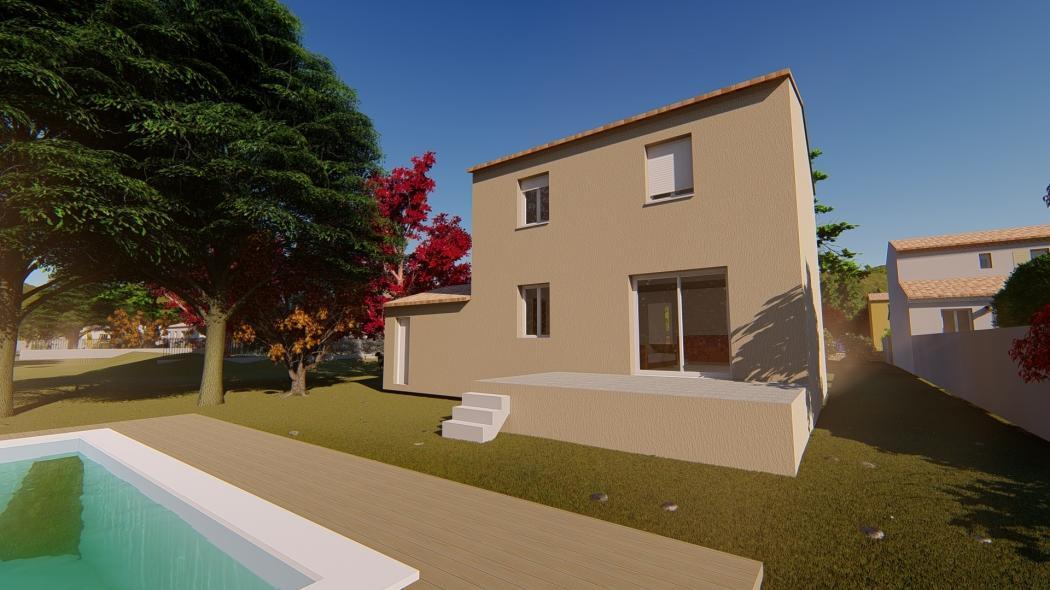 Vente Maison 4 pièces FONTVIEILLE 13990