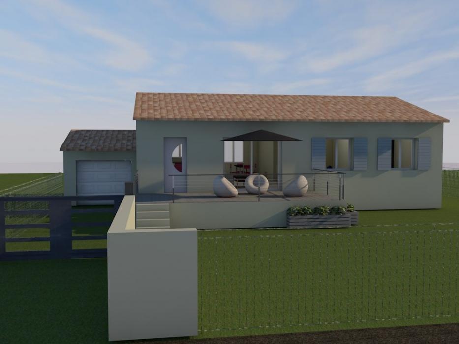 Vente Maison 4 pièces GENERAC 30510