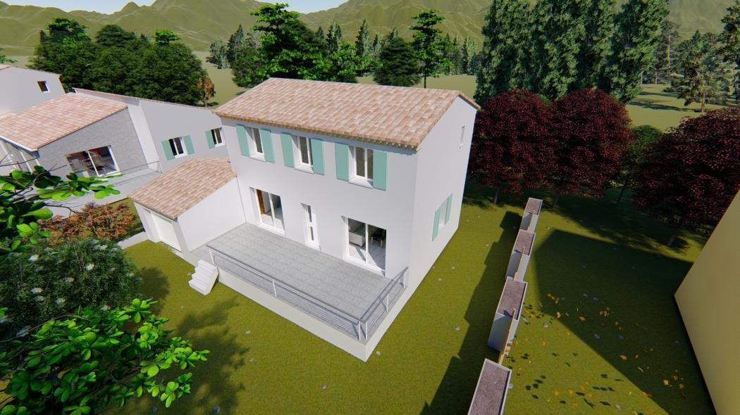 Vente Maison 4 pièces PARADOU 13520
