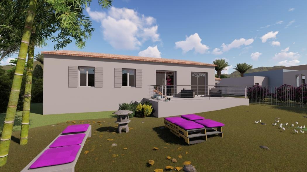 Vente Maison 4 pièces LAMANON 13113