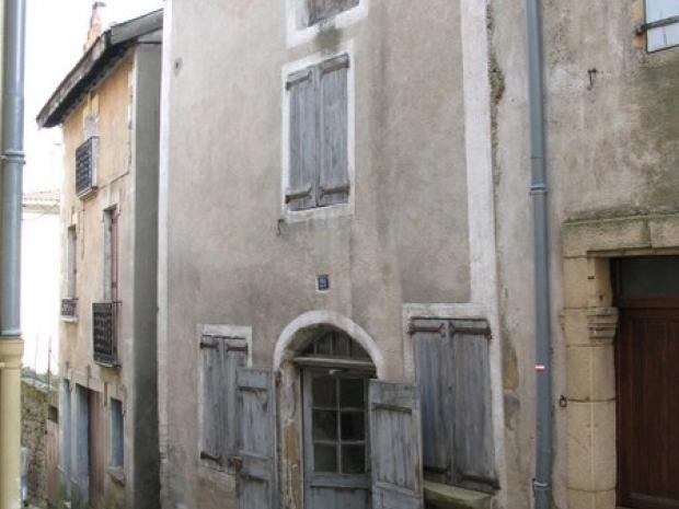 Vente Maison 3 pièces LANGOGNE 48300