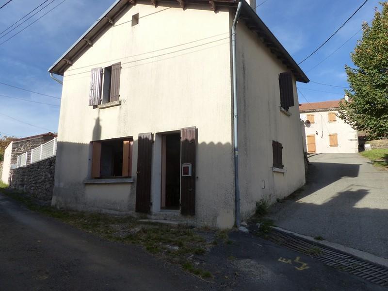 Vente Maison 3 pièces SAINT ETIENNE DE LUGDARES 07590