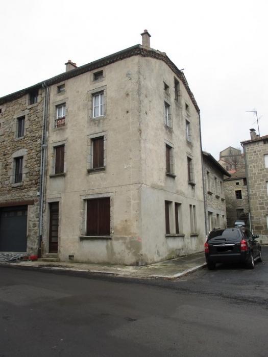 Vente Maison 6 pièces CHAMBON LE CHATEAU 48600