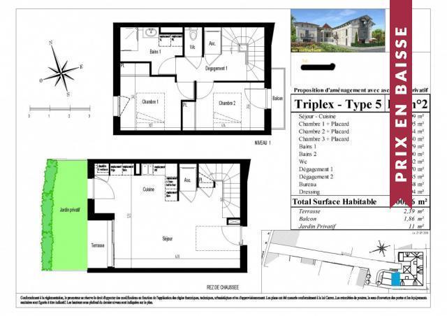 Vente Maison 4 pièces ARCACHON 33120