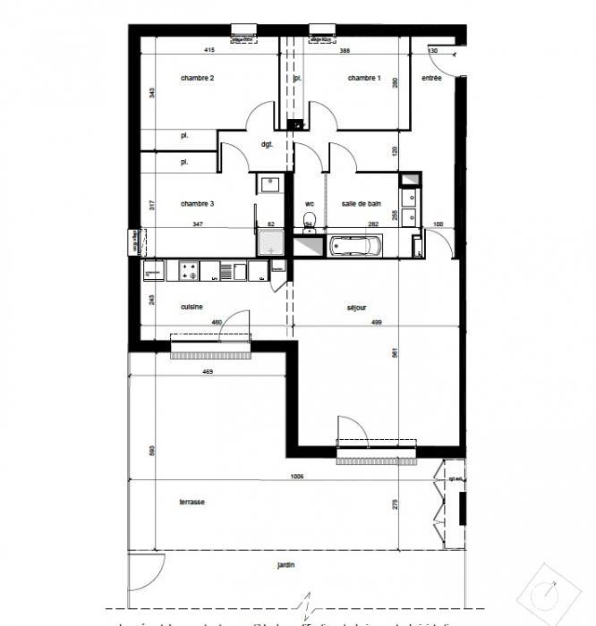 Vente Appartement 2 pièces LE BOUSCAT 33110