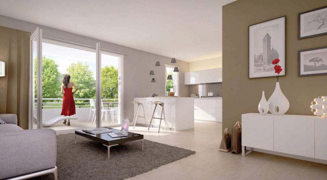 Vente Appartement 4 pièces EYSINES 33320