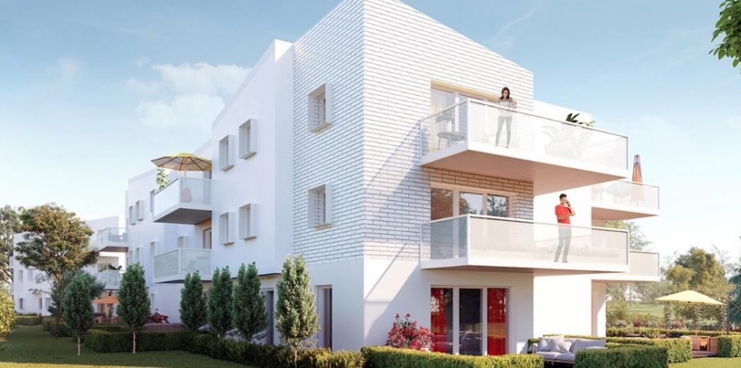 Vente Appartement 3 pièces PESSAC 33600