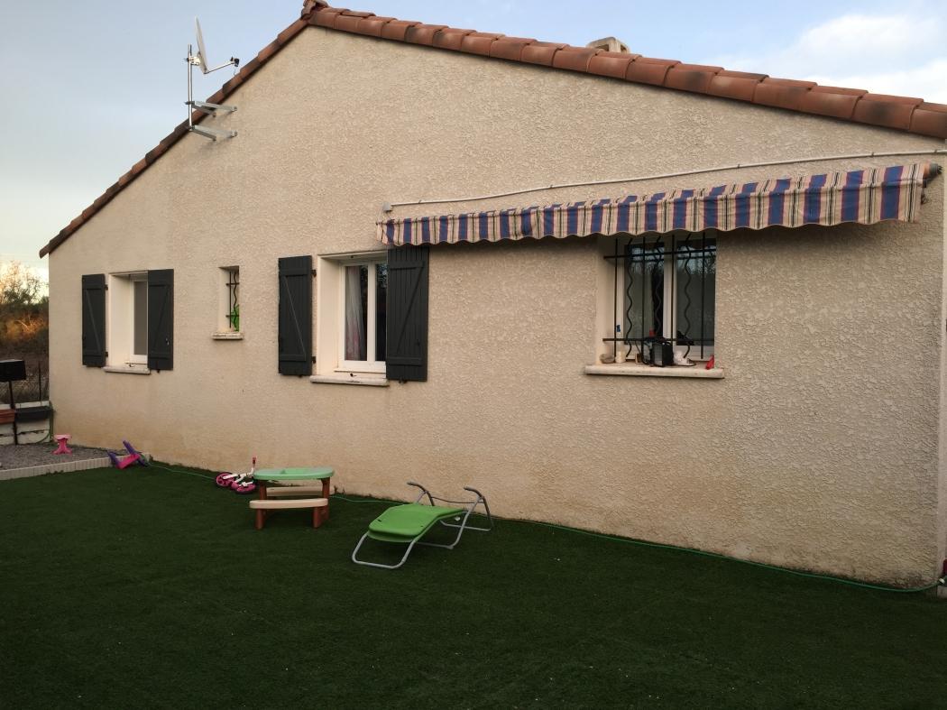 Vente Maison 4 pièces PUISSALICON 34480