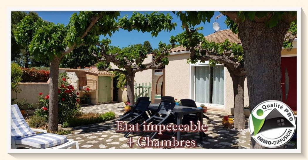 Vente Maison 6 pièces MURVIEL LES BEZIERS 34490