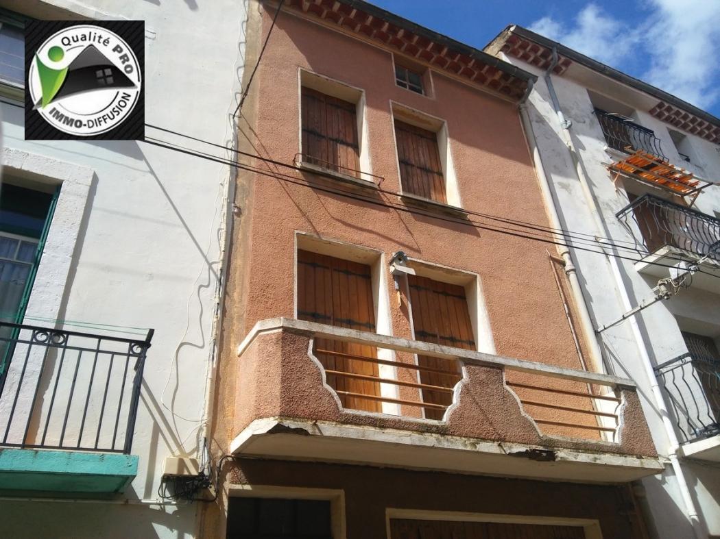 Vente Immeuble 4 pièces BEZIERS 34500