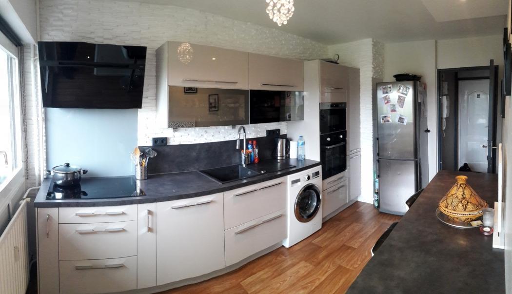 Vente Appartement 4 pièces VANDOEUVRE LES NANCY 54500