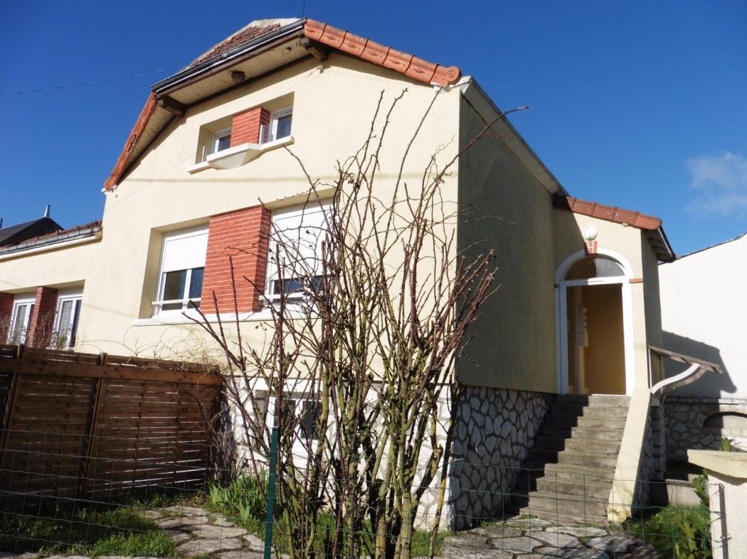 Location Maison 3 pièces OUCQUES 41290