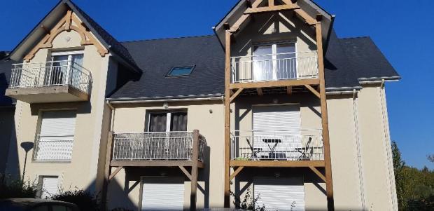 Location Appartement 2 pièces FLEURY SUR ORNE 14123
