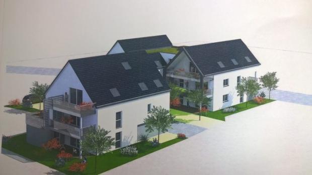 Vente Appartement 4 pièces LINGOLSHEIM 67380