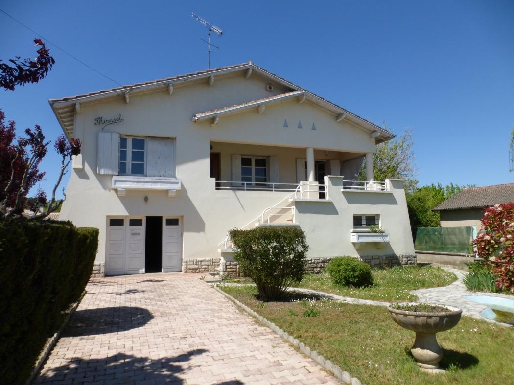 Vente Maison 5 pièces CASTELJALOUX 47700