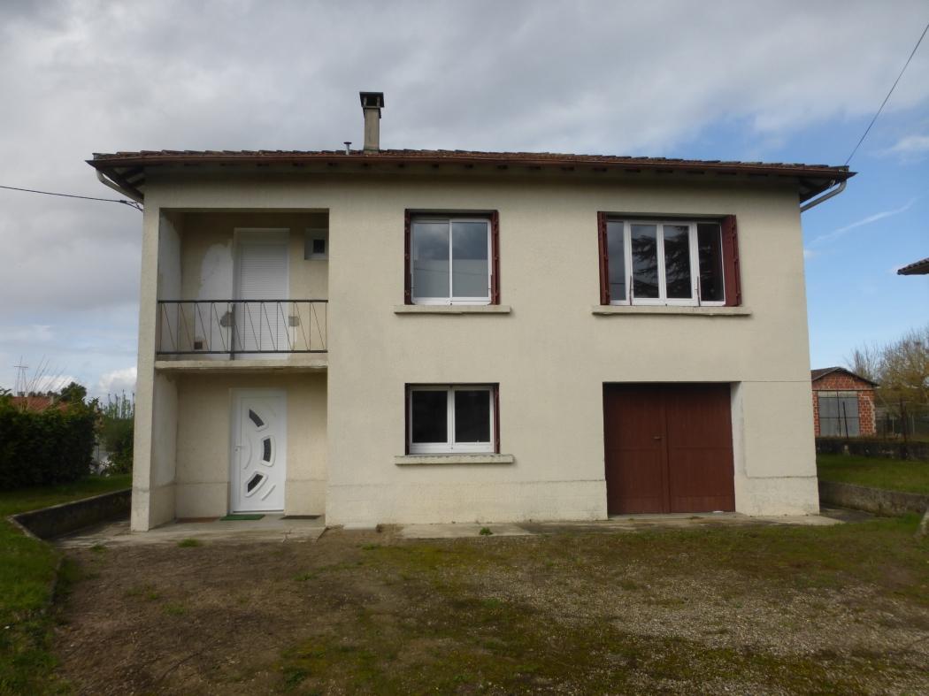 Vente Maison 7 pièces CASTELJALOUX 47700