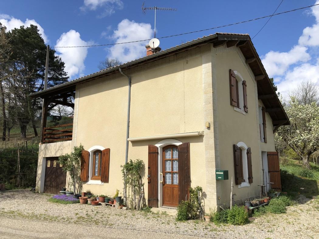 Vente Maison 8 pièces CASTELJALOUX 47700